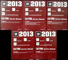 chevrolet tahoe shop service manuals at books4cars com
