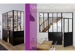 fenetre metal style atelier bienvenue collection avec cloison amovible style atelier photo