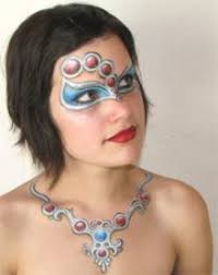 Body Painter from Ambah