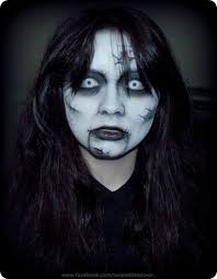 dead makeup halloween mary shaw make up dead silence inspired halloween make up u2026 flickr