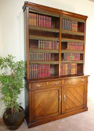 victorian gothic oak library bookcase antiques atlas