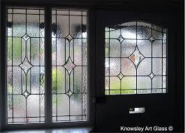 bevelled glass door leadlights