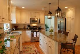 Kitchen Cabinet Wood Types Furniture Interactive Kitchen Design Ideas With Oak Exotic Wood
