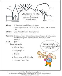 registration and forms u2013 long valley christian nursery