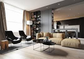 Posh Interiors Apartment Ernst In Kiev Inspired By Posh Hotel Ambiance