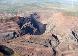 Argyle Diamond Mine  Western Australia