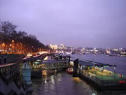 Westminster Millennium Pier