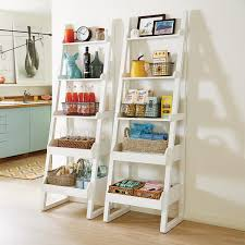 White Short Bookcase by White Encore Narrow Bookshelf The Container Store