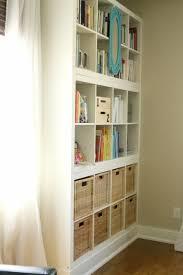 Ikea Bookshelves Built In by Built In U201d Bookshelves The Macs Ikea Hacks Pinterest Ikea