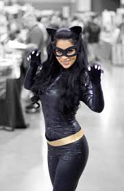 deathstroke halloween costumes me as 1960s batman movie catwoman halloween costumes pinterest