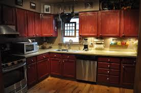 cherry wood cabinets kitchen backsplash with cherry cabinets