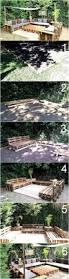Pallets Patio Furniture - diy wooden pallets patio furniture terrace wood pallet furniture
