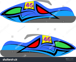 motorcycle bike shoe snowmobile snow machine motorcycle bike scooter stock vector