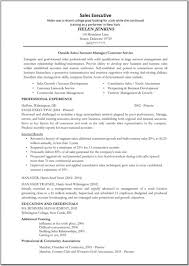 Outside sales or account manager executive resume formats for the costumer service resume Kemplu