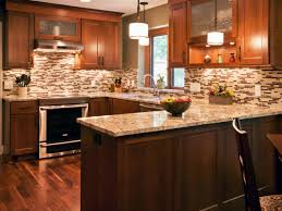 Pictures Of Kitchen Floor Tiles Ideas by Glass Tile Backsplash Ideas Pictures U0026 Tips From Hgtv Hgtv