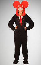 Deadmau5 Costume Halloween Deadmau5 Head Costumes Reenactment Theater Ebay