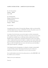 Writing A Cover Letter For An Internship Cover Letters For Sales Image Collections Cover Letter Ideas