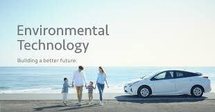 toyota company overview toyota global site environmental technology