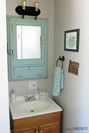 farmhouse master bathroom reveal making manzanita