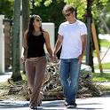 Matt Damon and wife Luciana Bozan