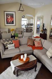 Jewel Tone Living Room Decor Tis Autumn Living Room Fall Decor Ideas