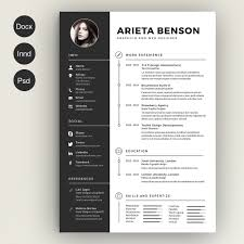 Best Resume Font Style And Size by Clean Cv Resume By Estart On Creativemarket Created By Ads Bulk