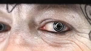 white contact lenses halloween black spiral contact lenses youtube