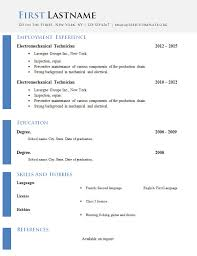 Best It Resume Sample by 28 Curriculum Vitae Format Doc Examples Of Resumes Best It