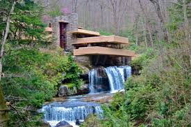 house over falling water 2689