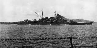 Japanese cruiser Maya