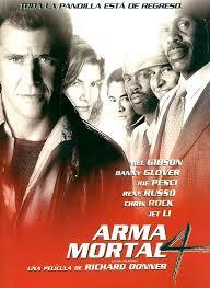 Arma letal 4 (Arma Mortal 4) (1998)