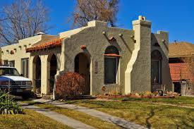 1920s spanish mission revival bungalow denver u0027s single family