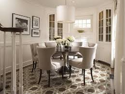 upholstered dining room chairs and tables home decorations ideas