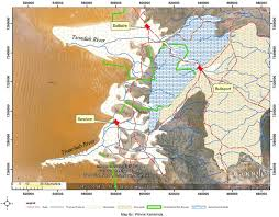 The potential vulnerability of the Namib and Nama Aquifers due to