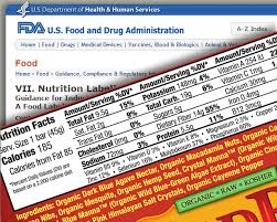 Food Packaging and Labels  Guide to Making Healthy Food Choices  middot  Nutrition Label Food Navigator