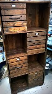 Building Kitchen Cabinet Boxes Best 25 Pallet Kitchen Cabinets Ideas That You Will Like On