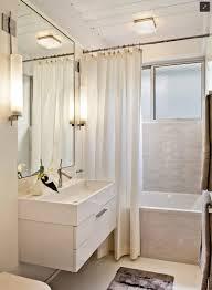 Small Shower Bathroom Bathroom Cool Shower Curtain Ideas For Modern Bathroom Decor