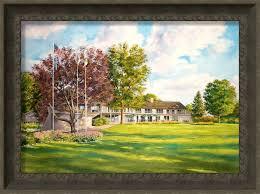 Golf Murals by Se Elatar Com Golv Dekor Paint
