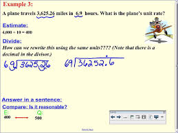 Module   Lesson    The Division Algorithm   Converting Decimal Division into Whole Number Division Usi YouTube