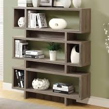 White Short Bookcase by Eciting Bookcases Target On Parkay Floor With White Baseboard And