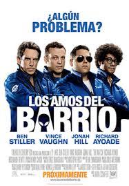 Los amos del barrio (2012) [Latino]