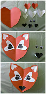 Easy Halloween Arts And Crafts For Kids by Best 25 Fox Crafts Ideas On Pinterest Felt Felt Crafts And