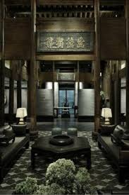 Chinese Restaurant Interior Design Oriental Style Suspension - Interior design chinese style