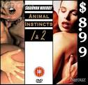 A Great Shannon Whirry Double Feature DVD This Rare DVD includes: - animal-instincts-1-2-dvd-import-shannon-whirry-01-02-567a2