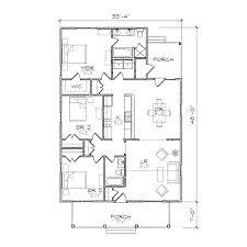 clarke iii bungalow floor plan tightlines designs