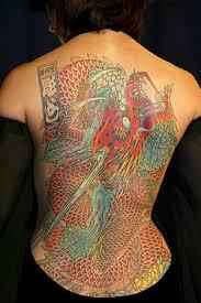 Diseños de tatuajes japoneses