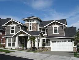 Two Story Craftsman House Plans Craftsman Home Green Hardie Home Swansboro House Plan Don