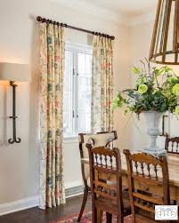 Living Room Curtain Looks Window Treatments Warm Up This Family Home Nell Hills