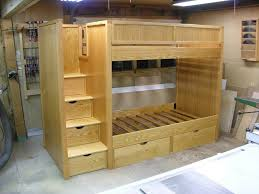 Plans For Bunk Bed With Steps by Staircase Bunk Bed Extremely Reference For Many Children Indoor