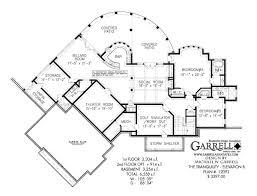home design craftsman house floor plans concrete kitchen the